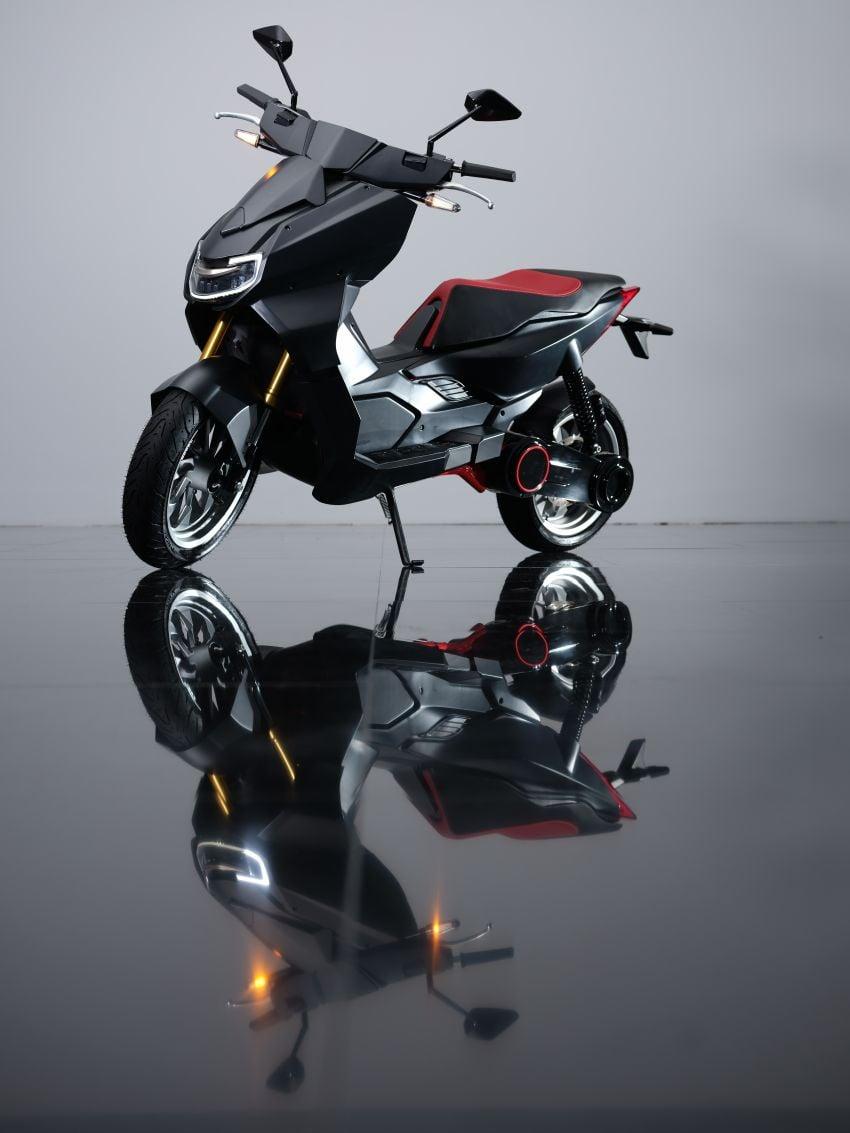 Scorpio Electric Singapore shows X Model prototype Image #1234831