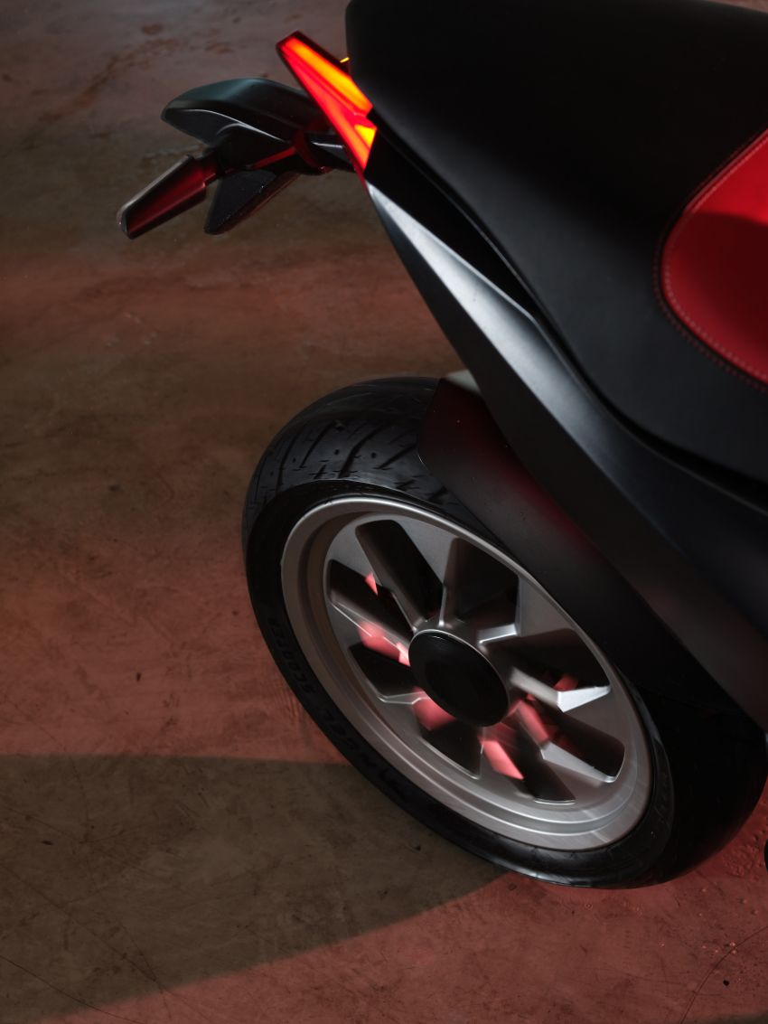Scorpio Electric Singapore shows X Model prototype Image #1234833