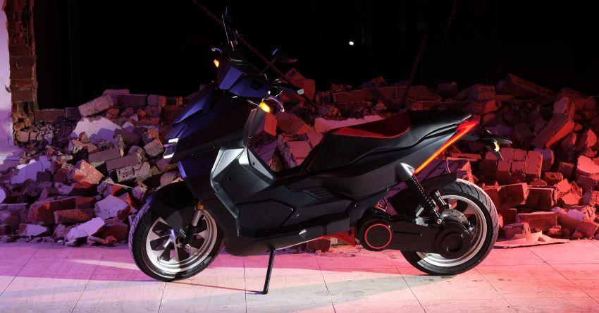 Scorpio Electric Singapore shows X Model prototype Image #1234834