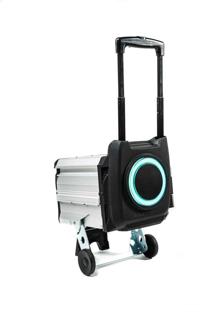 Silence 'e-moto' scooter in UK market, from RM15k Image #1234356