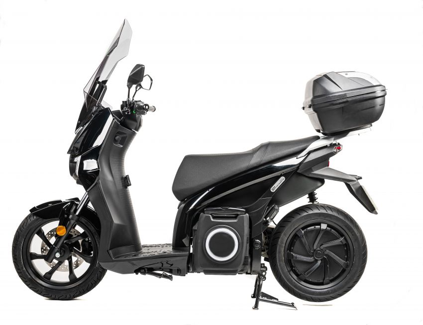 Silence 'e-moto' scooter in UK market, from RM15k Image #1234368