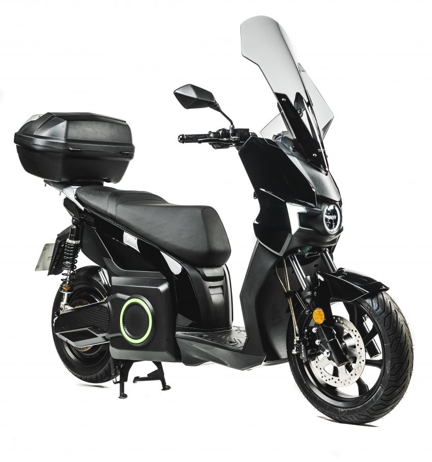 Silence 'e-moto' scooter in UK market, from RM15k Image #1234369