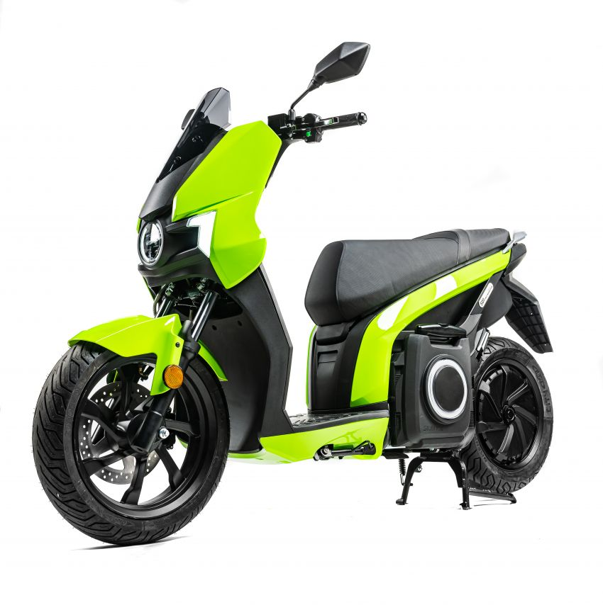 Silence 'e-moto' scooter in UK market, from RM15k Image #1234370