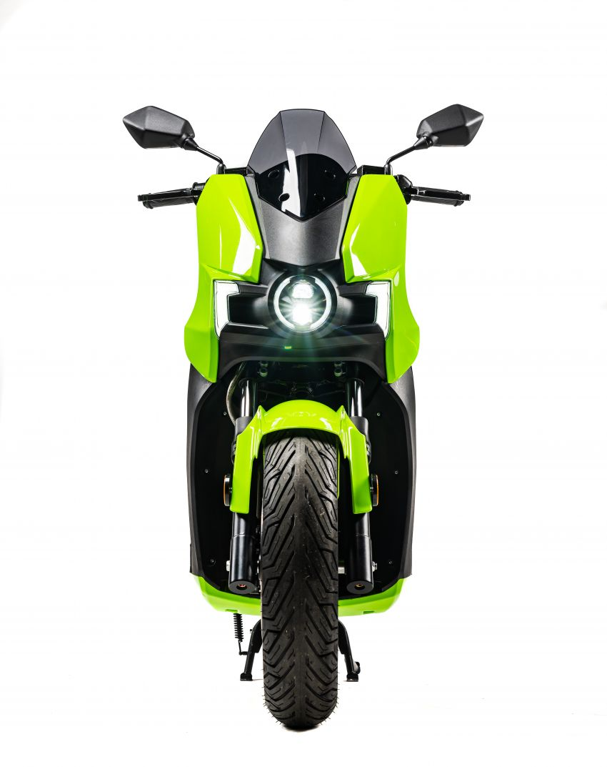 Silence 'e-moto' scooter in UK market, from RM15k Image #1234372