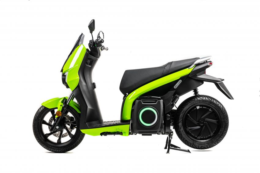 Silence 'e-moto' scooter in UK market, from RM15k Image #1234373