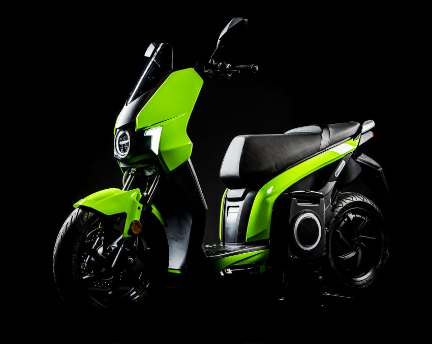 Silence 'e-moto' scooter in UK market, from RM15k Image #1234375
