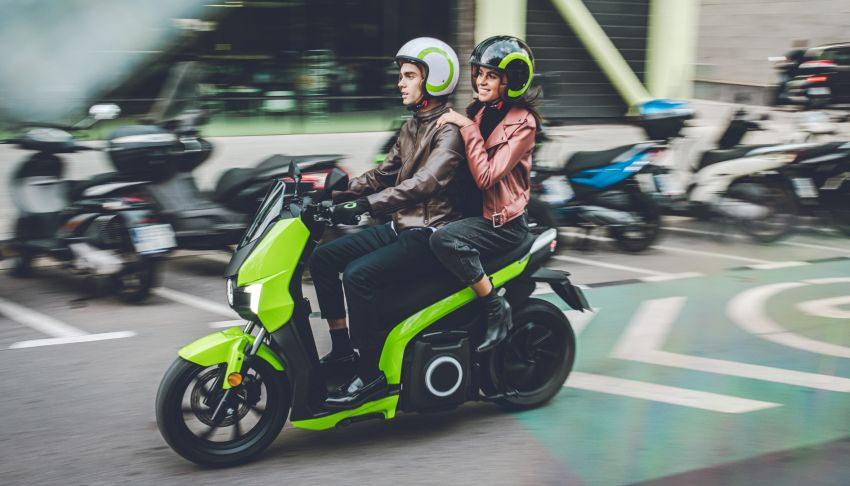 Silence 'e-moto' scooter in UK market, from RM15k Image #1234348