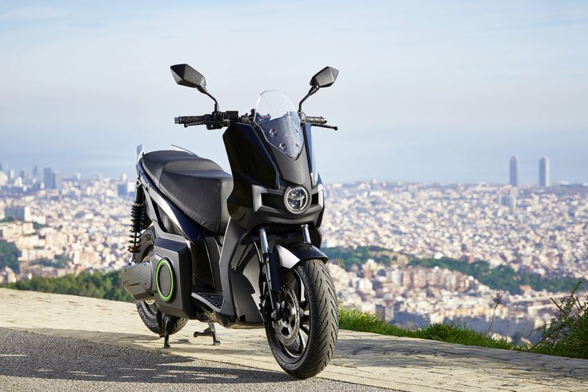 Silence 'e-moto' scooter in UK market, from RM15k Image #1234353