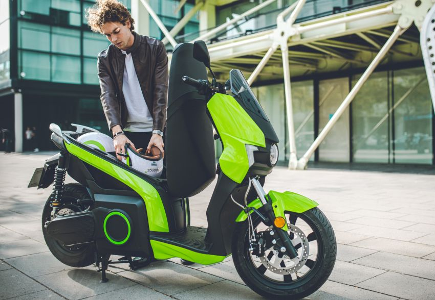Silence 'e-moto' scooter in UK market, from RM15k Image #1234354