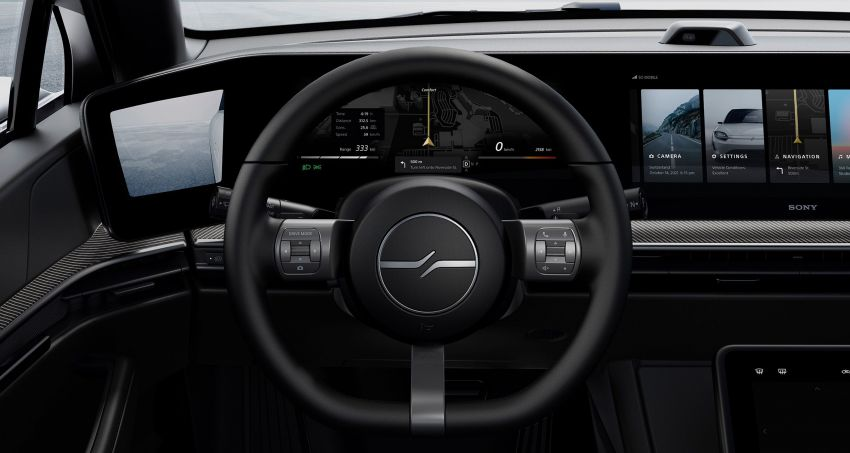 VIDEO: Sony Vision-S begins road tests in Europe – could we see a production Sony electric vehicle? Image #1234642
