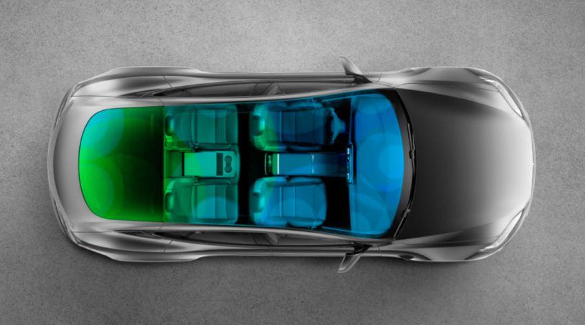 2021 Tesla Model S facelift – new interior with half-rim steering yoke, onboard gaming computer, 1,020 hp Image #1241435