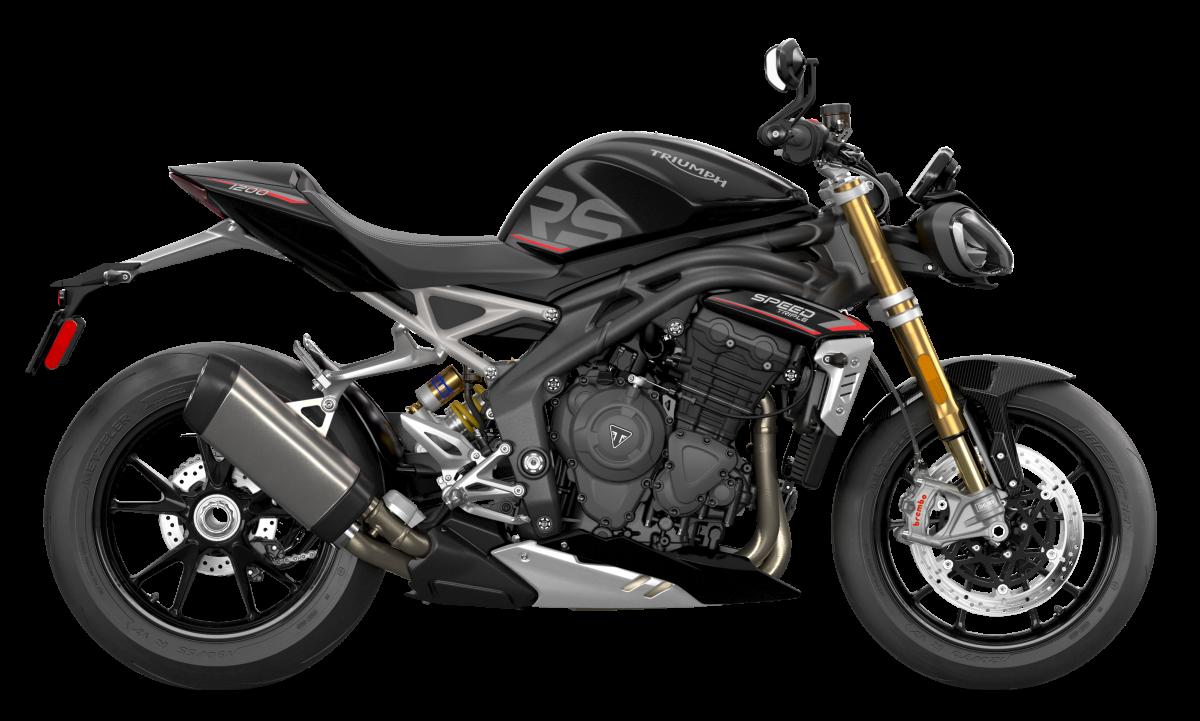 2021 Triumph Speed Triple 1200RS revealed - 1,160 cc, 180