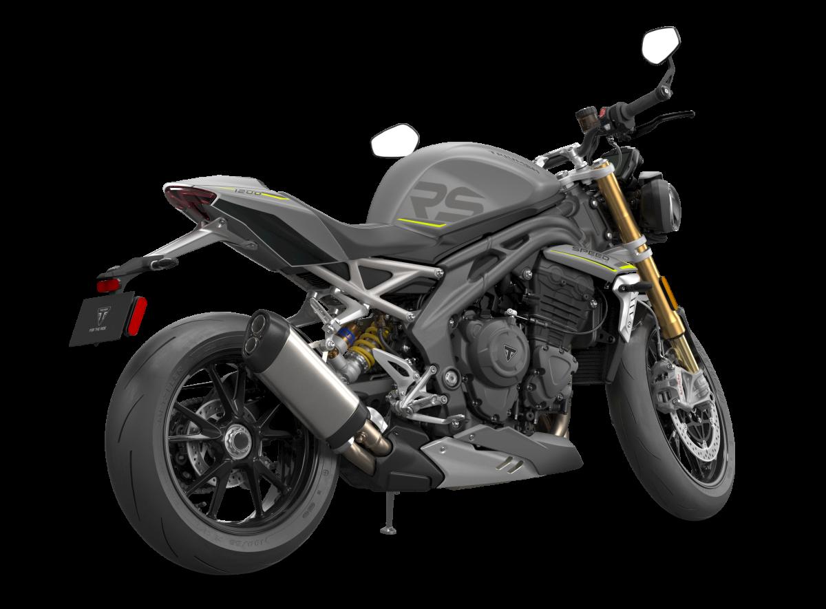 Nueva Triumph Speed Triple 1160 2020: más de todo