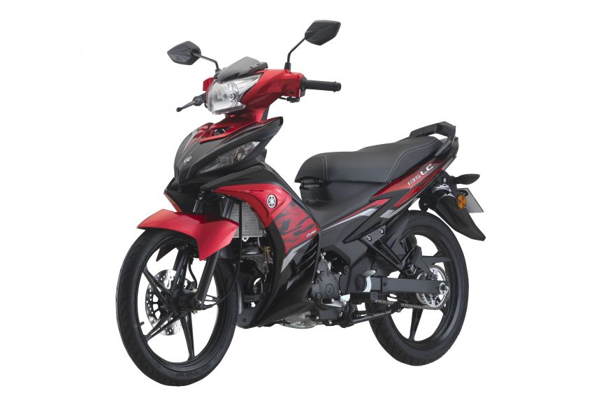 2021 Yamaha 135LC in new colours, from RM6,868 Image #1231998