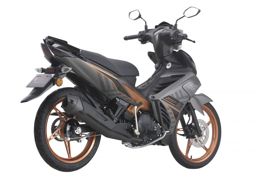 2021 Yamaha 135LC in new colours, from RM6,868 Image #1232009