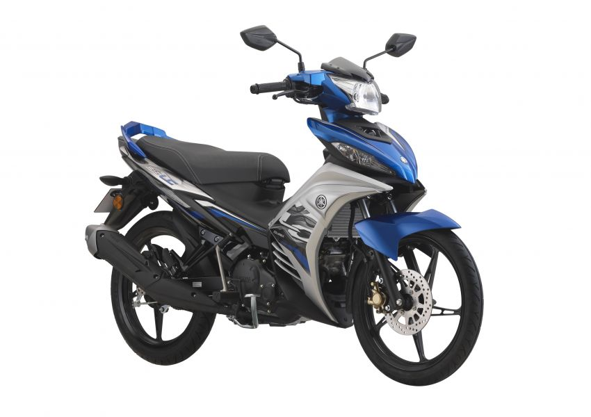 2021 Yamaha 135LC in new colours, from RM6,868 Image #1231982