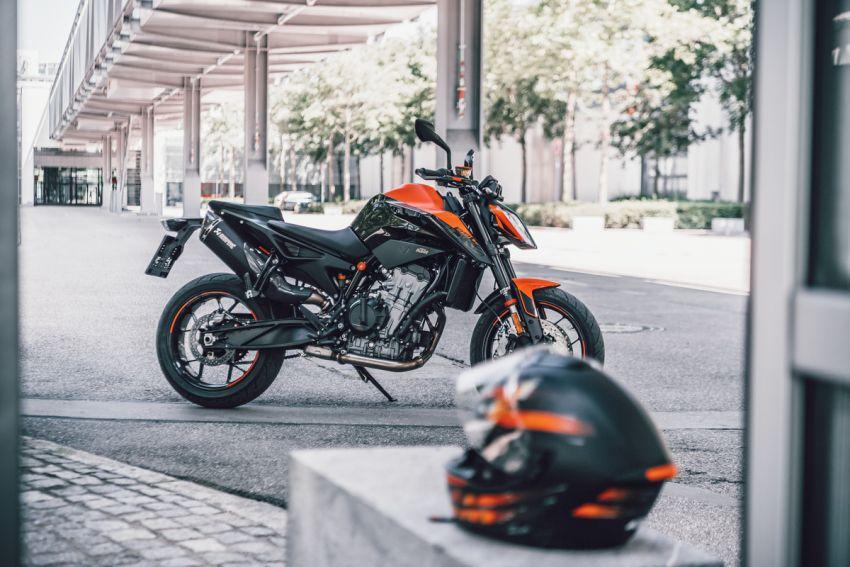2021 KTM 890 Duke revealed, 889 cc, 115 hp, 92 Nm Image #1237224