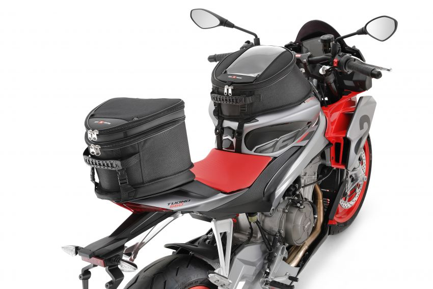 Aprilia Tuono 660 sport naked – 94 hp, 183 kg kerb weight; 47 hp version for restricted license riders Image #1233013