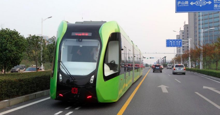 Automated rapid transit arrives in Johor for testing, to be test line for Iskandar Malaysia BRT system project Image #1238189