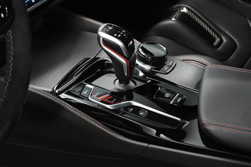 BMW M5 CS – 635 hp/750 Nm, 0-100 km/h in three seconds; more carbon, less weight, four bucket seats Image #1240440