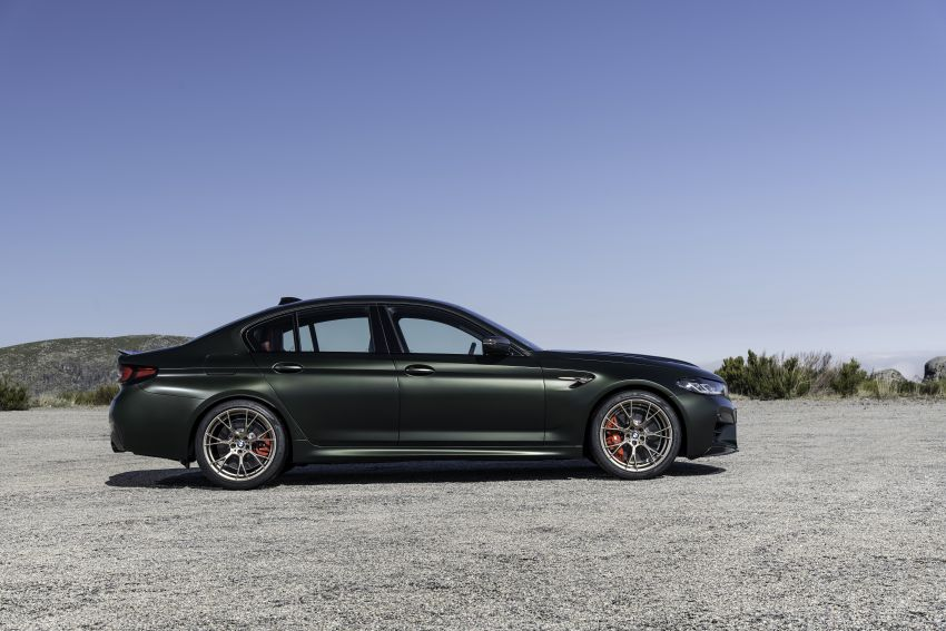 BMW M5 CS – 635 hp/750 Nm, 0-100 km/h in three seconds; more carbon, less weight, four bucket seats Image #1259139