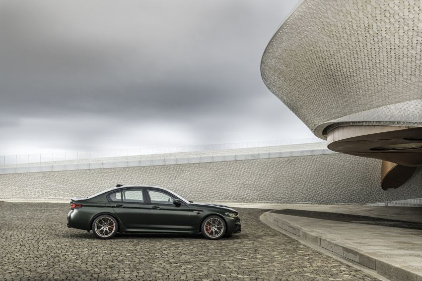 BMW M5 CS – 635 hp/750 Nm, 0-100 km/h in three seconds; more carbon, less weight, four bucket seats Image #1259162