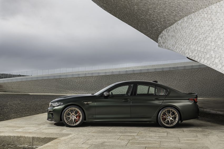 BMW M5 CS – 635 hp/750 Nm, 0-100 km/h in three seconds; more carbon, less weight, four bucket seats Image #1259164