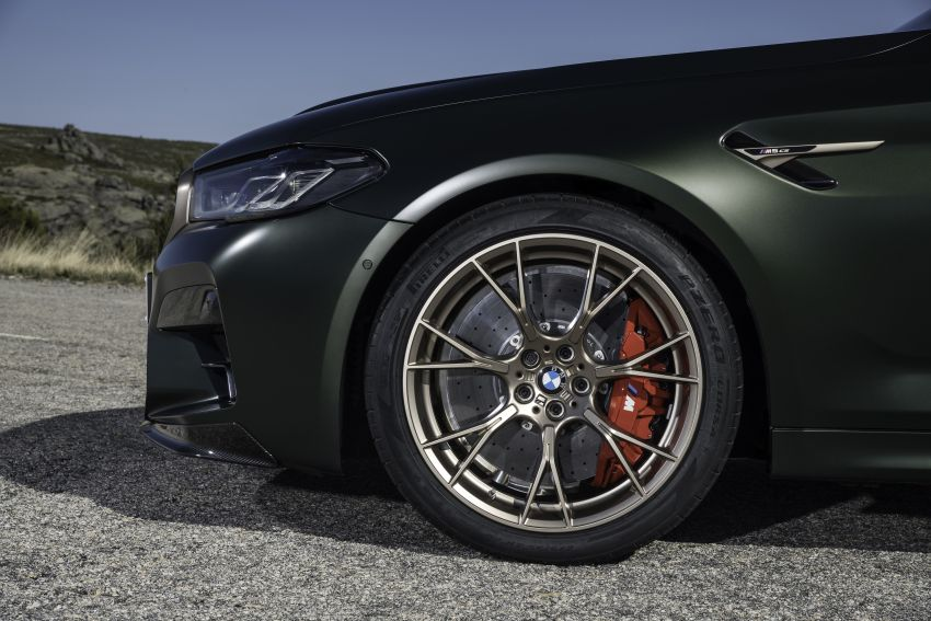 BMW M5 CS – 635 hp/750 Nm, 0-100 km/h in three seconds; more carbon, less weight, four bucket seats Image #1259169
