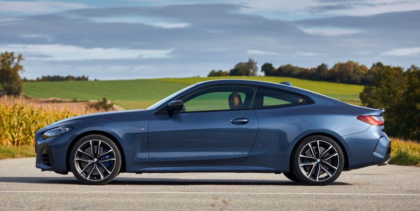BMW Malaysia teases G22 4 Series, opens online booking for 430i Coupe M Sport – from RM405,680 Image #1235212