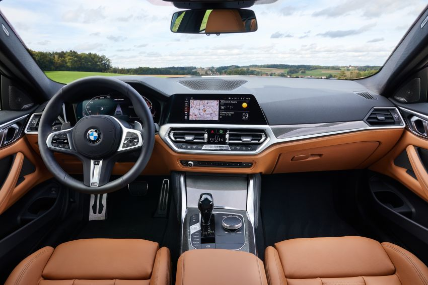 BMW Malaysia teases G22 4 Series, opens online booking for 430i Coupe M Sport – from RM405,680 Image #1235219