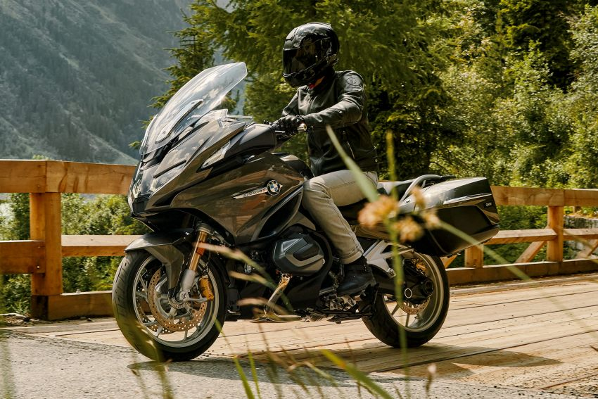 2020 second best ever sales year for BMW Motorrad Image #1237983