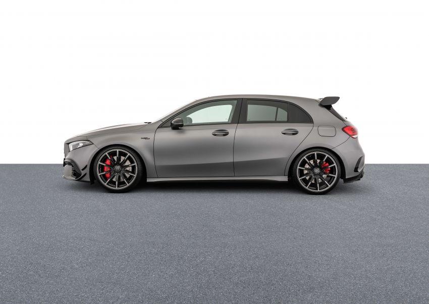 Brabus B45 dari Mercedes-AMG A 45 S – 450 hp dan tork maksima 550 Nm, 0-100 km/j hanya 3.7 saat! Image #1240398
