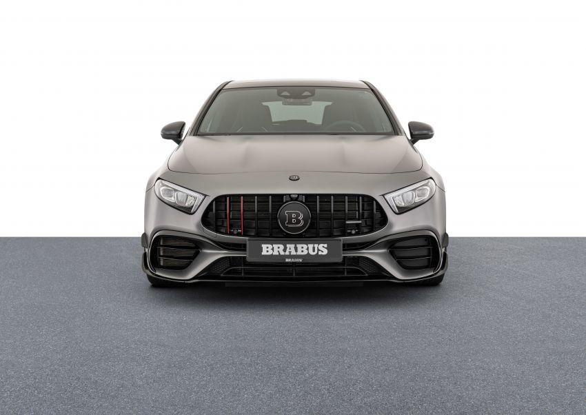 Brabus B45 dari Mercedes-AMG A 45 S – 450 hp dan tork maksima 550 Nm, 0-100 km/j hanya 3.7 saat! Image #1240414