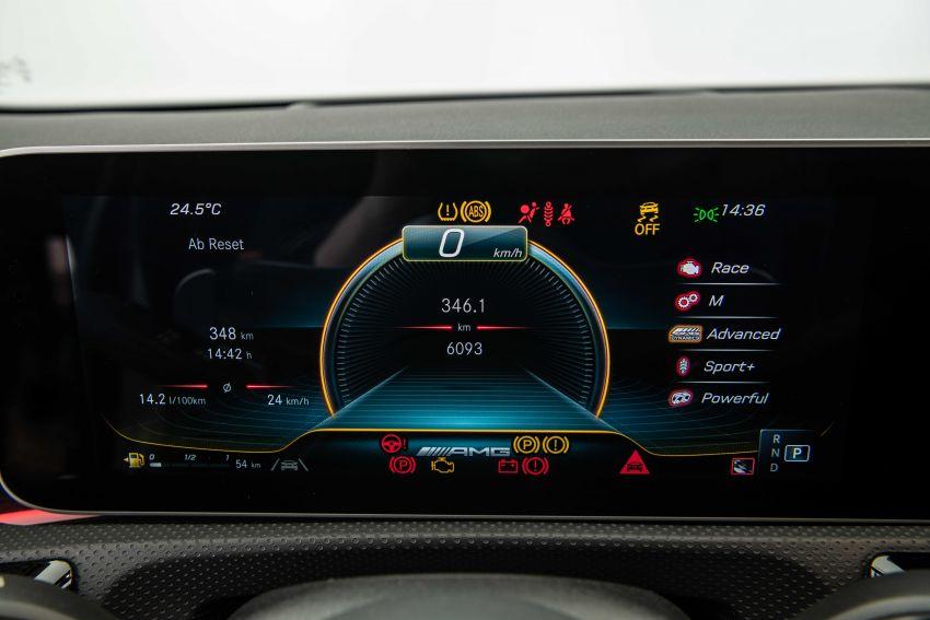 Brabus B45 dari Mercedes-AMG A 45 S – 450 hp dan tork maksima 550 Nm, 0-100 km/j hanya 3.7 saat! Image #1240418