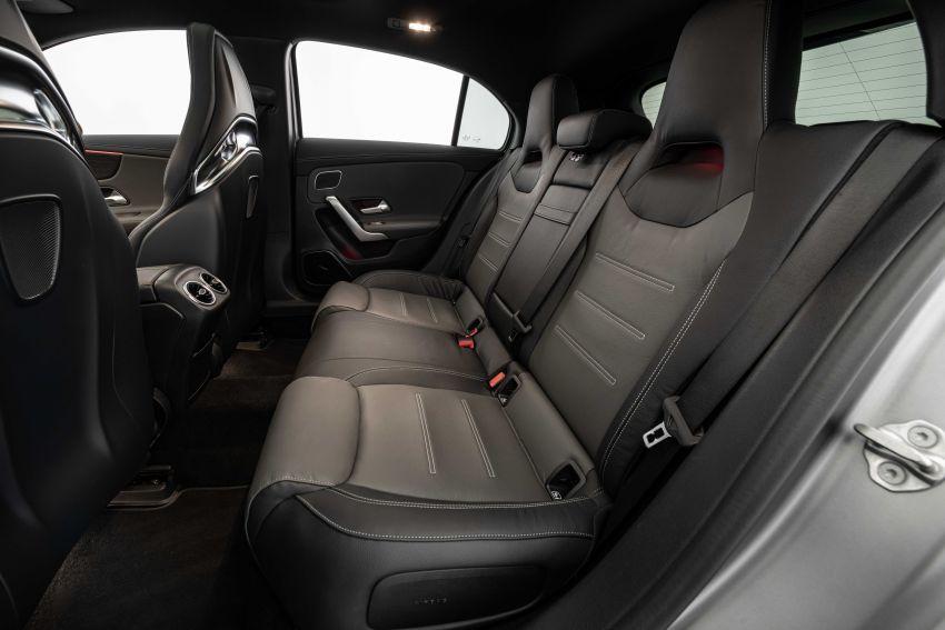 Brabus B45 dari Mercedes-AMG A 45 S – 450 hp dan tork maksima 550 Nm, 0-100 km/j hanya 3.7 saat! Image #1240421