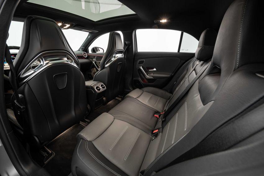 Brabus B45 dari Mercedes-AMG A 45 S – 450 hp dan tork maksima 550 Nm, 0-100 km/j hanya 3.7 saat! Image #1240388