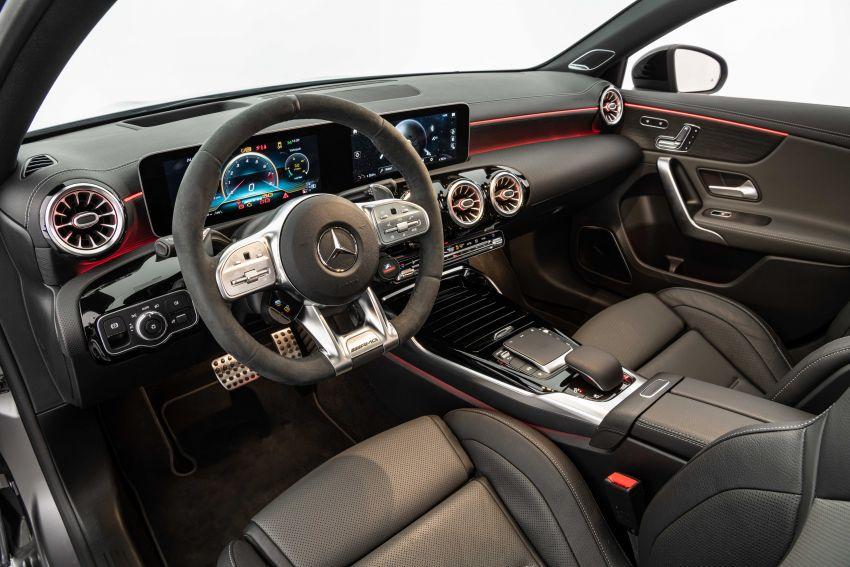 Brabus B45 dari Mercedes-AMG A 45 S – 450 hp dan tork maksima 550 Nm, 0-100 km/j hanya 3.7 saat! Image #1240389