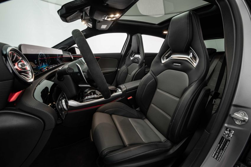 Brabus B45 debuts – tuned Mercedes-AMG A45S with 450 PS and 550 Nm; 0-100 km/h in just 3.7 seconds Image #1240990