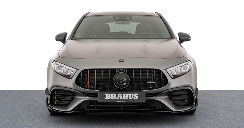 Brabus B45 debuts – tuned Mercedes-AMG A45S with 450 PS and 550 Nm; 0-100 km/h in just 3.7 seconds Image #1240971