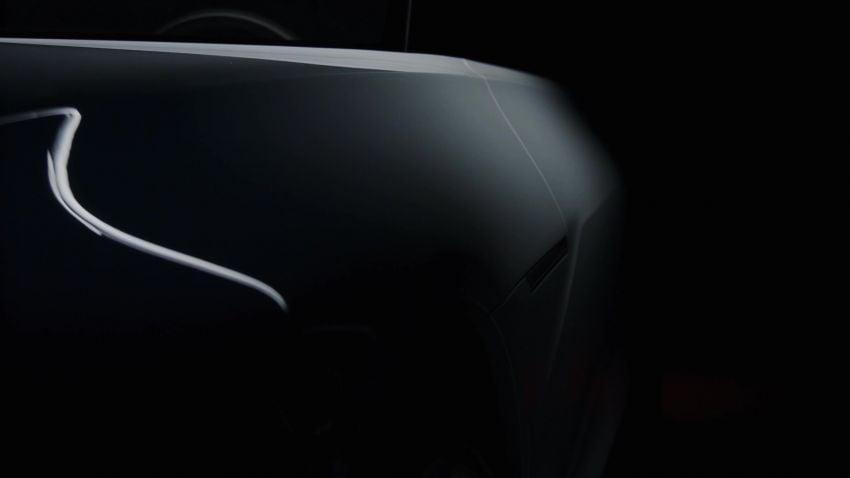 Cadillac Celestiq EV sedan teased at this year's CES Image #1234866