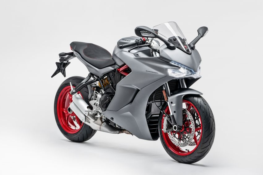 2021 Ducati Malaysia price list updated, new 2021 Ducati Hypermotard 950 RVE priced at RM80,900 Image #1236513