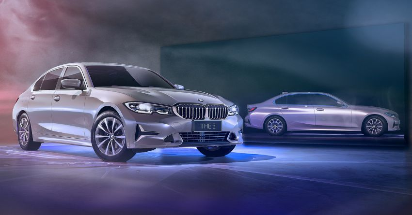 G28 BMW 3 Series Gran Limousine launched in India – LWB version of G20; 330Li, 320Ld; priced from RM285k Image #1238149