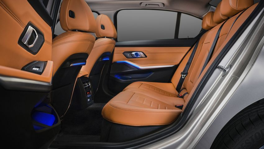 G28 BMW 3 Series Gran Limousine launched in India – LWB version of G20; 330Li, 320Ld; priced from RM285k Image #1238158