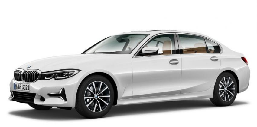 G28 BMW 3 Series Gran Limousine launched in India – LWB version of G20; 330Li, 320Ld; priced from RM285k Image #1238159