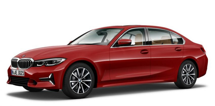 G28 BMW 3 Series Gran Limousine launched in India – LWB version of G20; 330Li, 320Ld; priced from RM285k Image #1238160