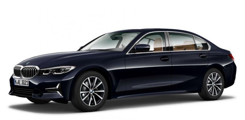 G28 BMW 3 Series Gran Limousine launched in India – LWB version of G20; 330Li, 320Ld; priced from RM285k Image #1238162