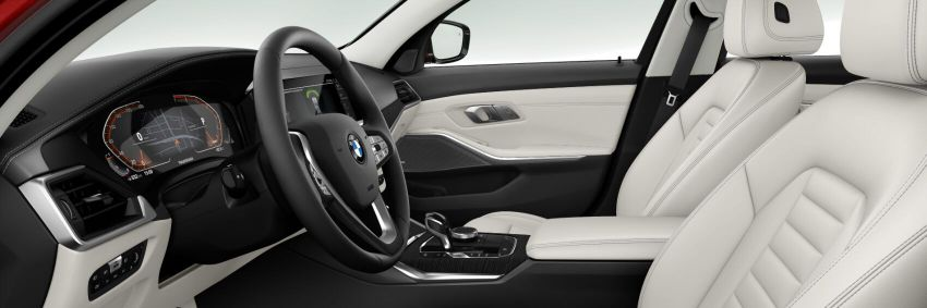 G28 BMW 3 Series Gran Limousine launched in India – LWB version of G20; 330Li, 320Ld; priced from RM285k Image #1238164