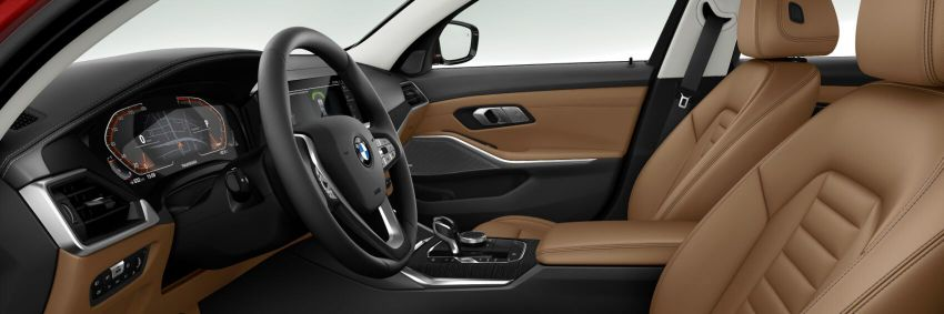 G28 BMW 3 Series Gran Limousine launched in India – LWB version of G20; 330Li, 320Ld; priced from RM285k Image #1238166