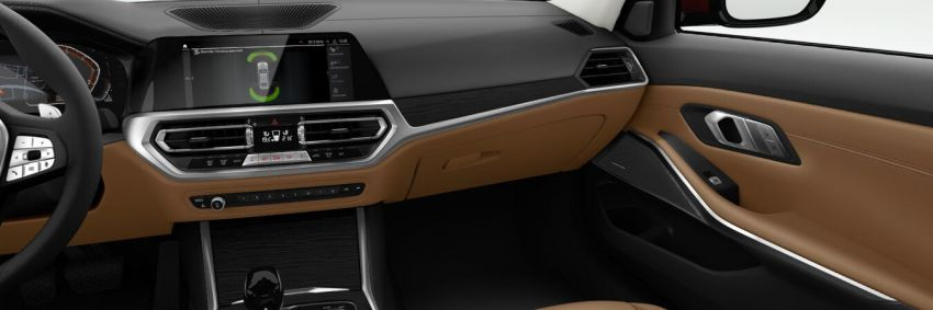 G28 BMW 3 Series Gran Limousine launched in India – LWB version of G20; 330Li, 320Ld; priced from RM285k Image #1238167