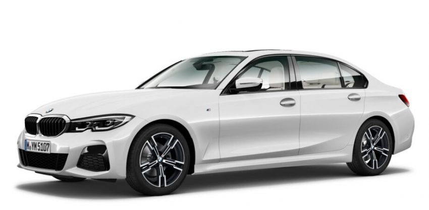 G28 BMW 3 Series Gran Limousine launched in India – LWB version of G20; 330Li, 320Ld; priced from RM285k Image #1238168